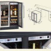 Мечта хозяйки - холодильник встраиваемый двухкамерный