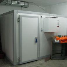 Polair - камеры холодильные