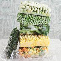 Заморозка овощей на зиму – важный и полезный процесс